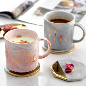 Mr & Mrs Mugs