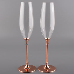 Royal Champagne Glasses
