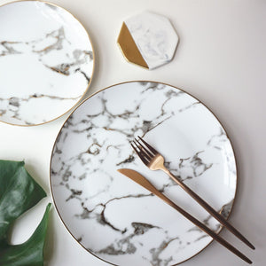 Il Marmo Marble Plates