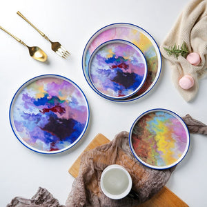 Impressionism Plates Collection