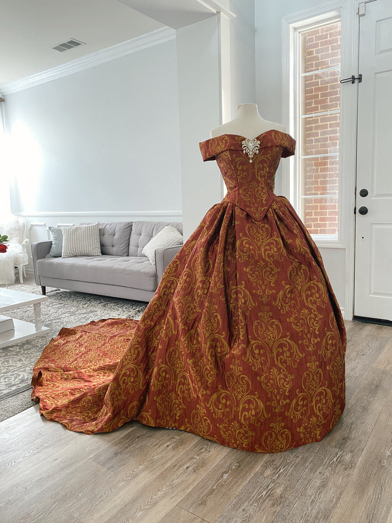 Ball Gown Skirt Making Class Download