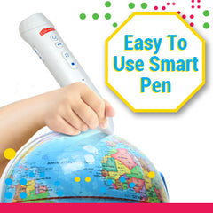 Smart Pen to Talking Globe