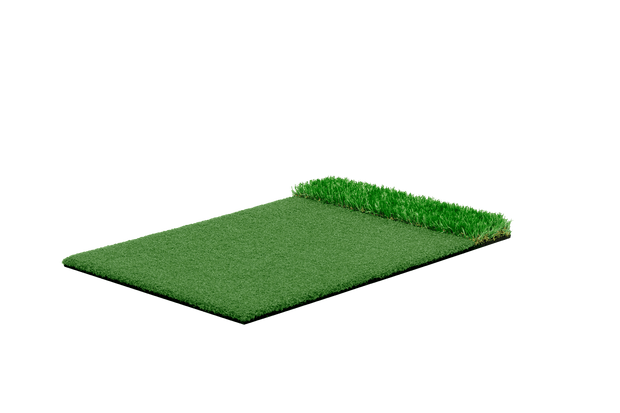 StrikeDown Dual-Turf Plus Golf Mat (2 x 3 Feet)
