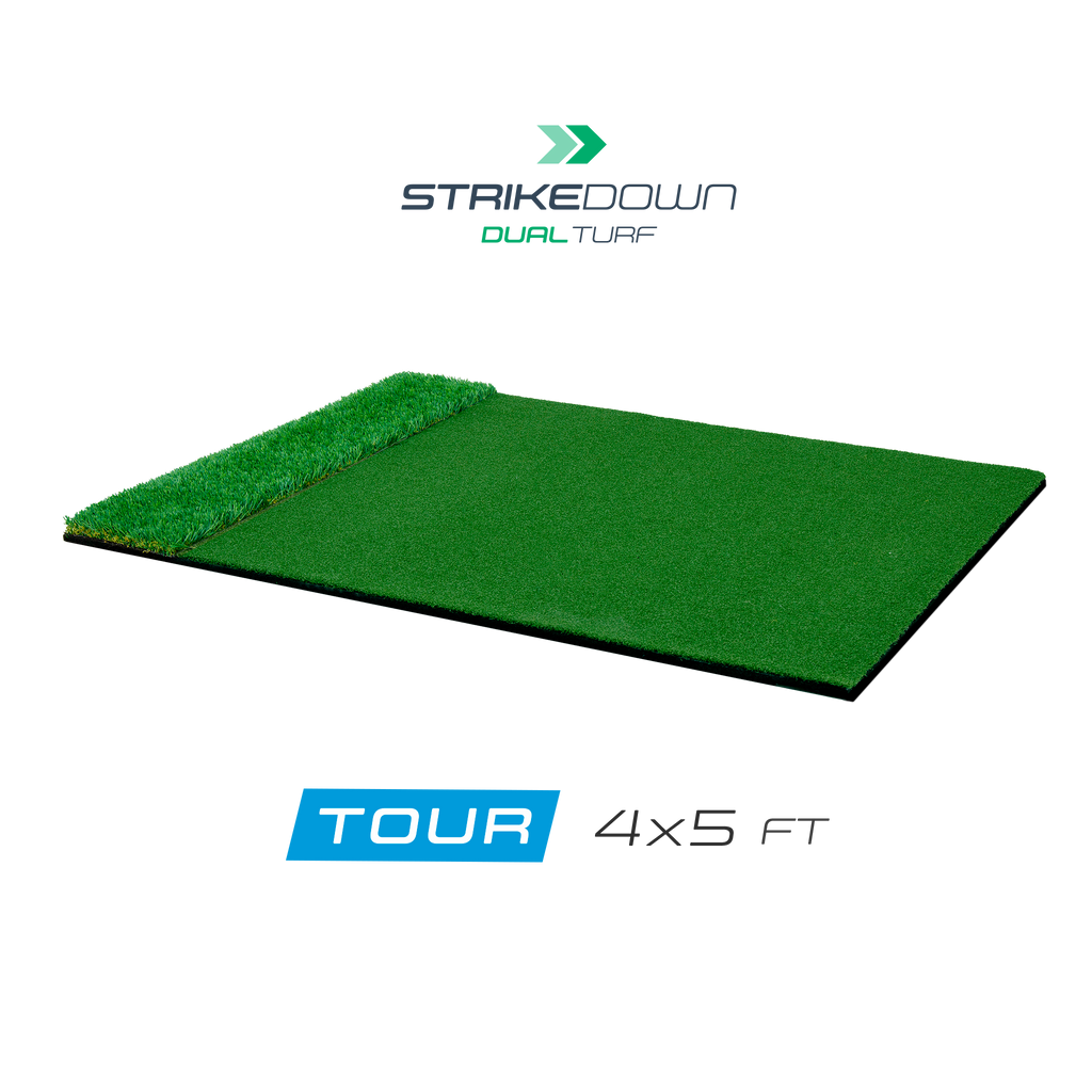 StrikeDown Dual-Turf Tour