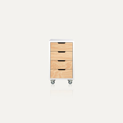 TALLboy 4 Drawer Cooper