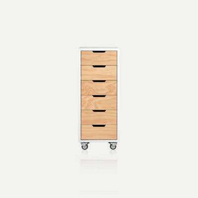 TALLboy 6 Drawer Cooper