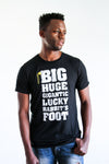Big Huge Gigantic Lucky Rabbit's Foot Tee