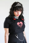 Vacancy Red Heart Women Relaxed Tee