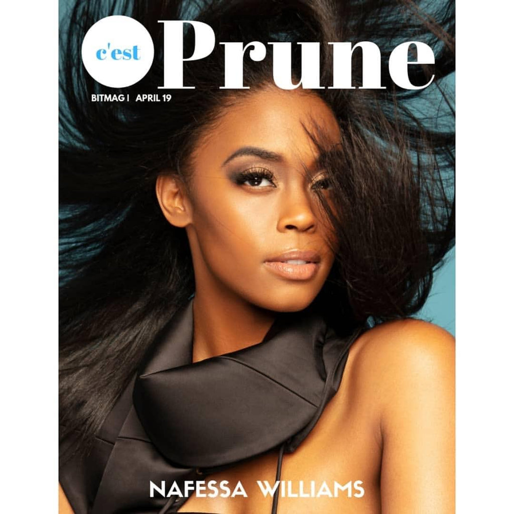 Nafessa Williams x Prune Magazine