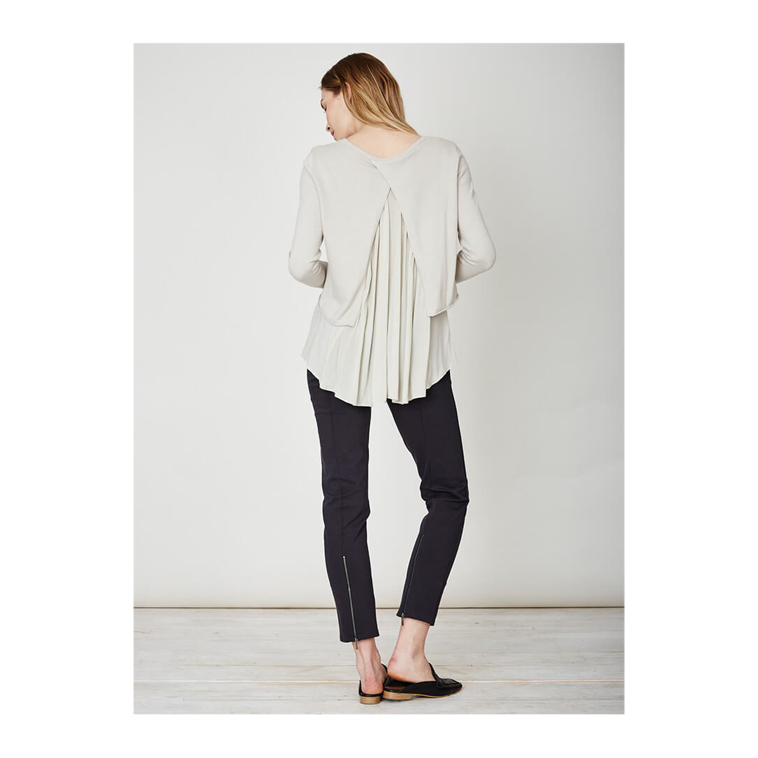 Cascading Tencel Top