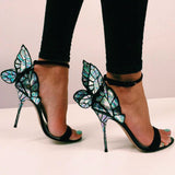 Angel Wings Sandals-luxofchic-luxofchic