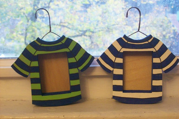 Boy/Girl Shirt Frame