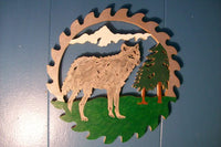 Painted Wolf Circular Saw