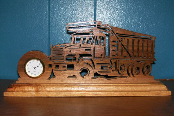 Truck Clock or Frame