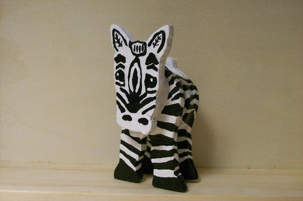 Mini Animals - Zebra