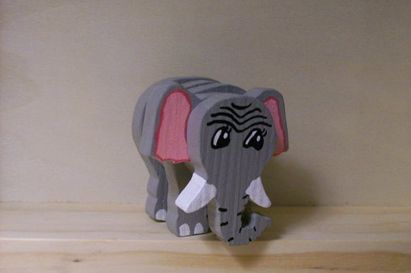 Mini Animals - Elephant