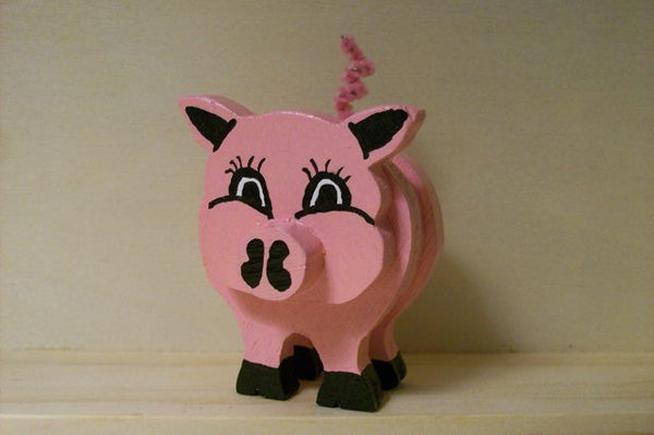 Mini Animals - Pig