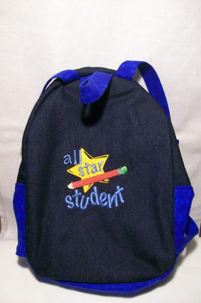 All Star Kid's Backpack