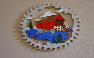 Covered Bridge Saw Blade