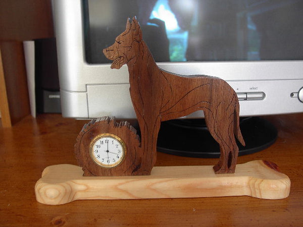 Great Dane Clock or Frame