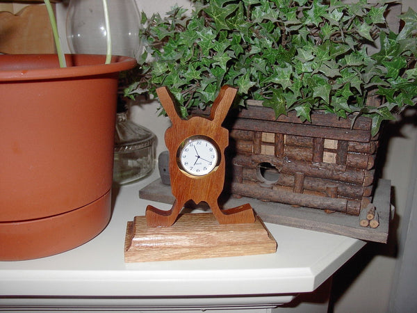 Golf Bag Clock or Frame