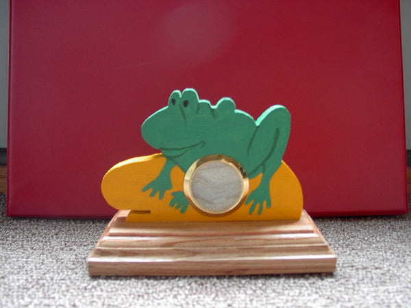 Frog Clock or Frame