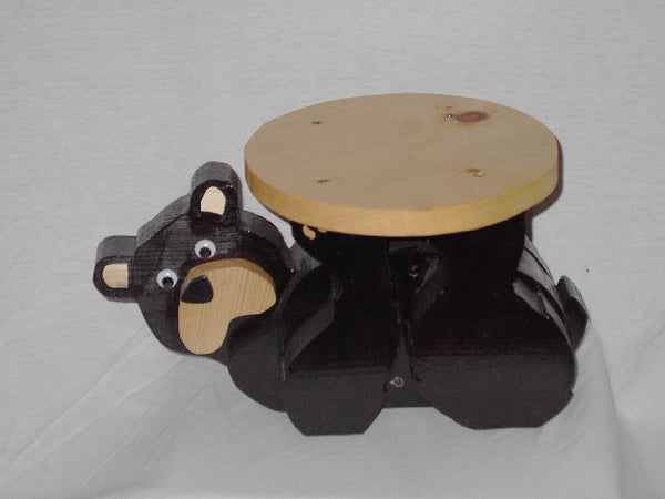Bear Plant Stand