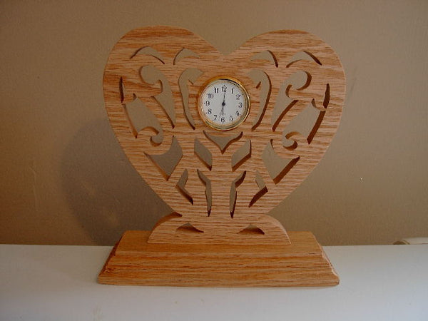 Heart Clock -Design 4