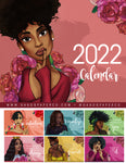 2021 Empowered Woman Calendar