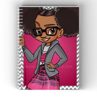 Girl 5 Notebook