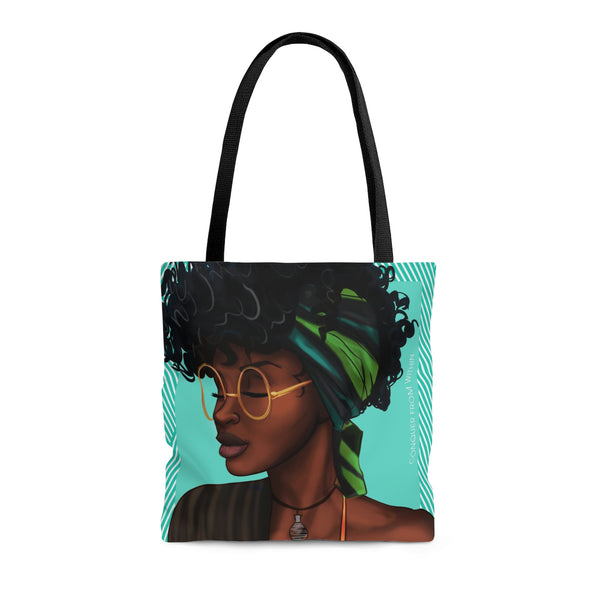 Conquer From Within Tote