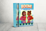 BOOM! The Adventures of Super Heroes, Camille and Kelise - PRE ORDER