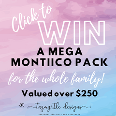 Win with Tazmyrtle Designs