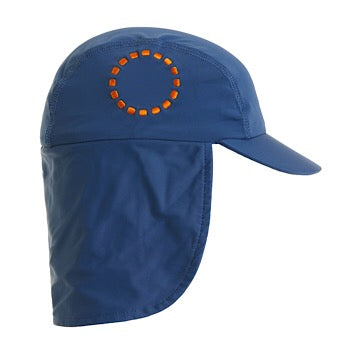 Blue/ orange legionnaire's hat