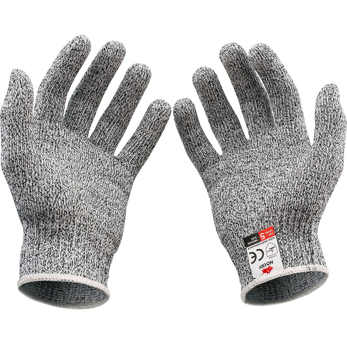 Cut Resistant Gloves - High Performance Level 5 Protection