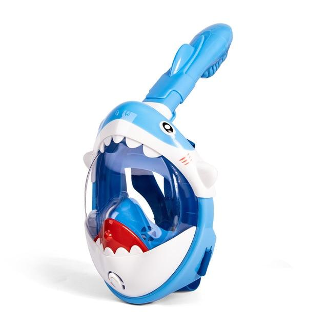 BABY SHARK Snorkel Mask - Youth (4-12)
