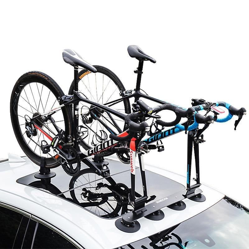 Suction Bicycle Rack
