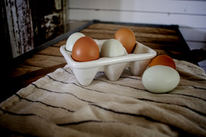 Ceramic Egg Holder