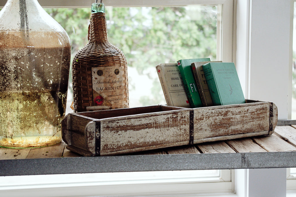 Double Brick Molds. Home Decor and Styling by At the Farmhouse.