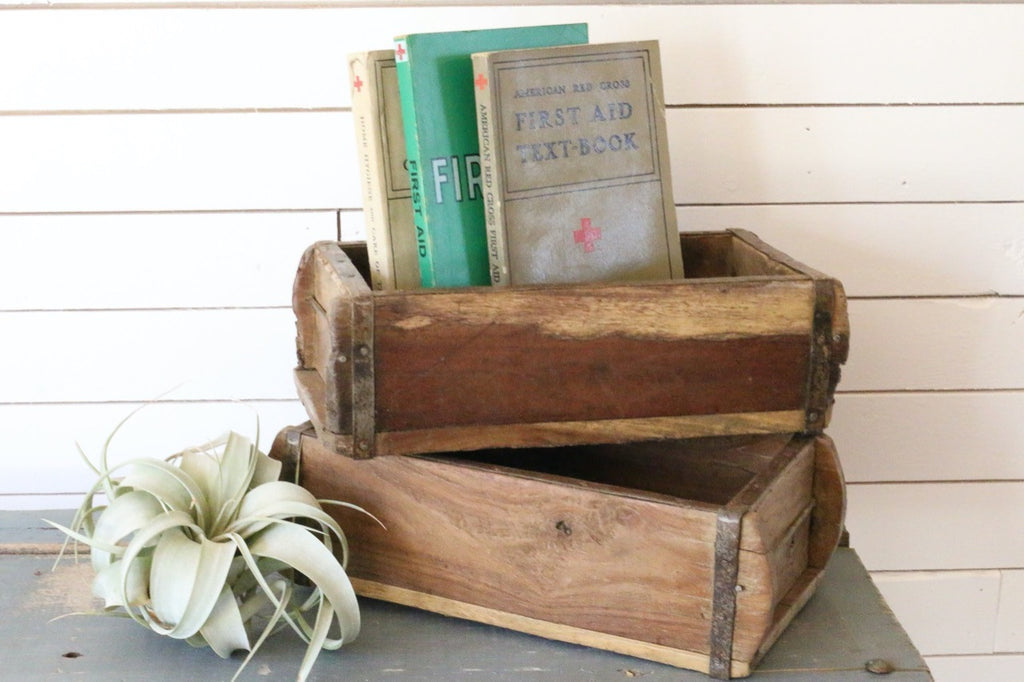 Vintage Brick Mold | At the Farmhouse