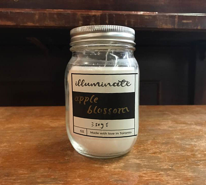 Illuminate: Natural Candle (24 oz)