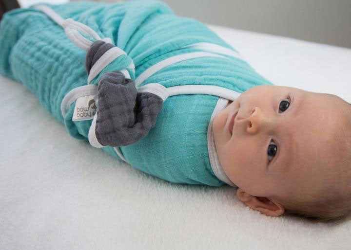 Reversible Solid Swaddle