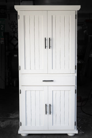 Handmade, Specially Designed Pantry