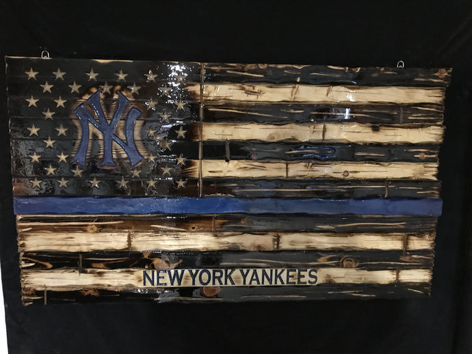 Custom New York Yankees Flag