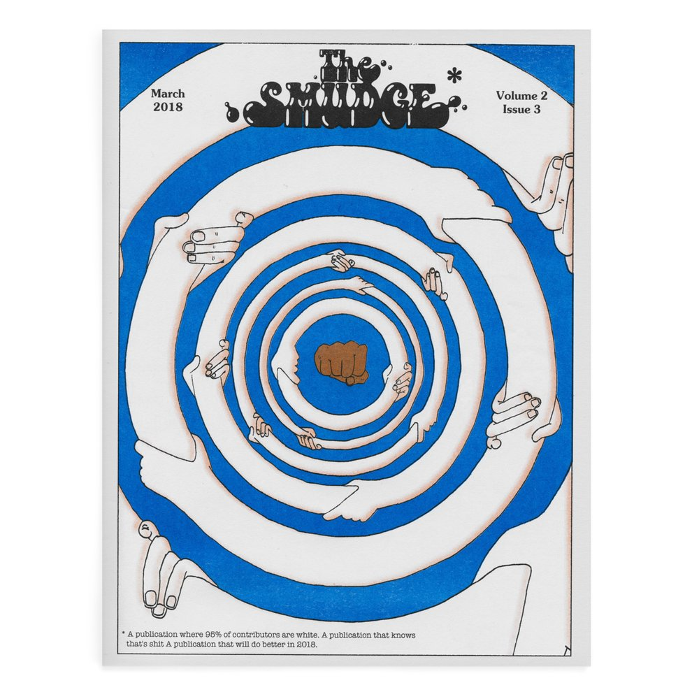 The Smudge, VOLUME 2, ISSUE 3 - MARCH 2018