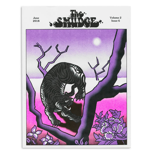 The Smudge, VOLUME 2, ISSUE 6 - JUNE 2018