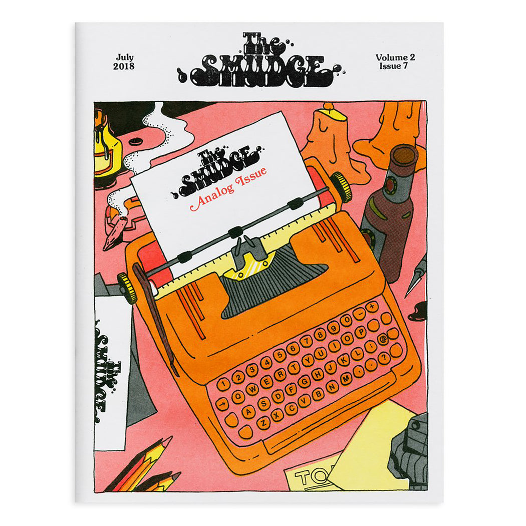 The Smudge, VOLUME 2, ISSUE 7 - JULY 2018