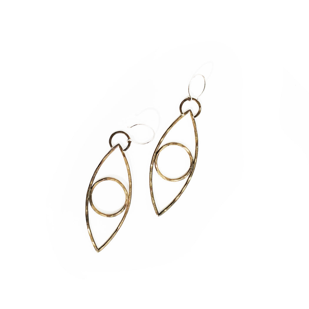 Holly Bobisuthi, Big Eye Earrings