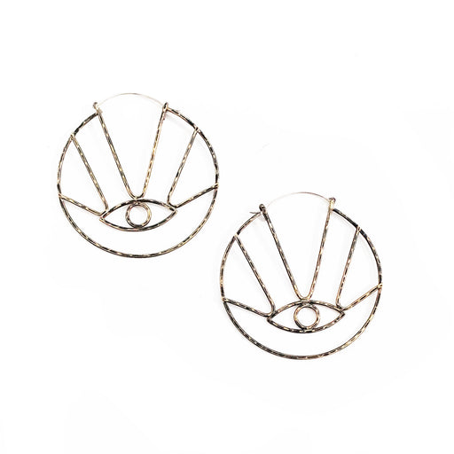 Holly Bobisuthi, Bright Eye Hoops