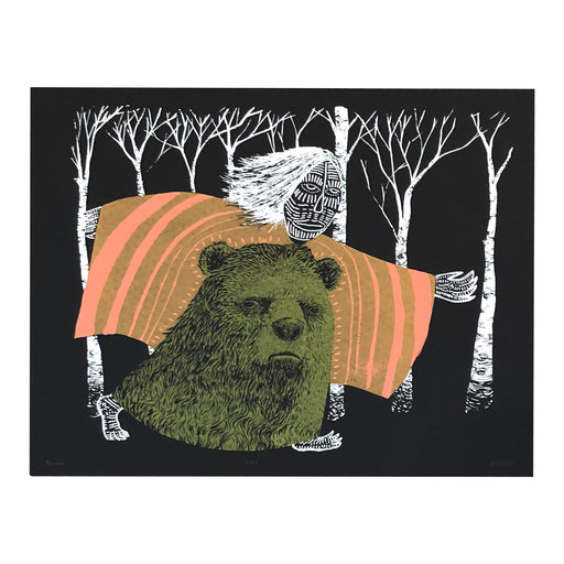 Forest Spirit Print – Kevin Muñoz and Graham Franciose